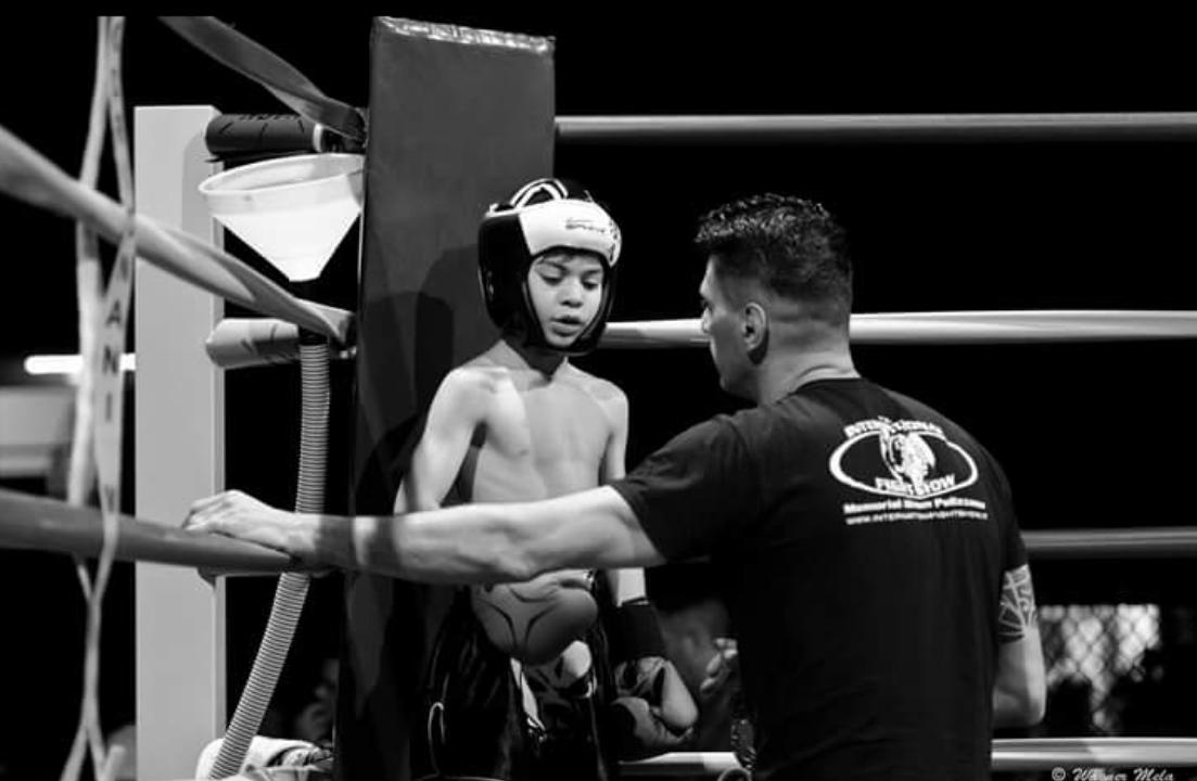 Team Momo Genova Thai Boxe Muay Thai Bambini